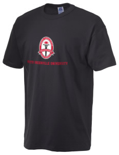 North Greenville University Crusaders  Russell Men's NuBlend T-Shirt