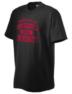 North Greenville University Crusaders Russell Kid's NuBlend T-Shirt
