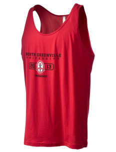 North Greenville University Crusaders Men's Jersey Tank