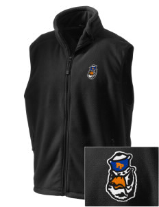 Pomona-Pitzer Athletics Sagehens Embroidered Unisex Wintercept Fleece Vest