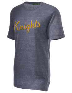 Robert Kennedy Elementary School Knights Embroidered Alternative Unisex Eco Heather T-Shirt