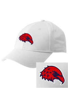 Douglas MacArthur Elementary School Eagles  Embroidered New Era Adjustable Structured Cap
