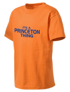 Princeton Elementary School Tigers Kid's Lightweight T-Shirt