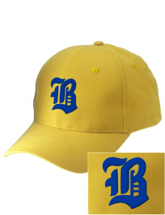 Buttonwillow Elementary School Roadrunners Embroidered Low-Profile Cap