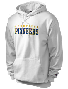 Lynnfield Middle School Pioneers Champion Men's Hooded Sweatshirt