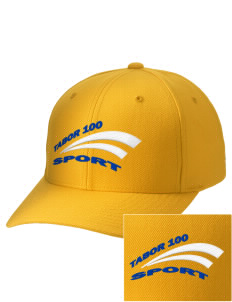 Tabor 100 Sport Embroidered Wool Adjustable Cap