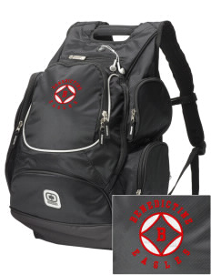 Benedictine University Eagles  Embroidered OGIO Bounty Hunter Backpack