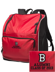 Benedictine University Eagles Embroidered Holloway Backpack