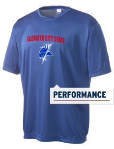 Elizabeth City State University Vikings Men's Competitor Performance T-Shirt