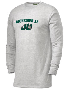Jacksonville University Dolphins Alternative Men's 4.4 oz. Long-Sleeve T-Shirt