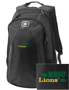 Missouri Southern State University Lions Embroidered OGIO Marshall Backpack
