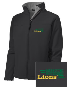 Missouri Southern State University Lions Embroidered Women's Soft Shell Jacket