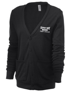 Slippery Rock University The Rock Unisex 5.6 oz Triblend Cardigan