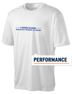 United States Merchant Marine Academy Mariners Men's Competitor Performance T-Shirt