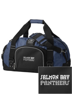 Salmon Bay Panthers  Embroidered OGIO Big Dome Duffel Bag