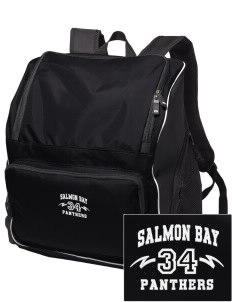 Salmon Bay Panthers Embroidered Holloway Duffel Bag