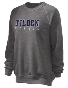 Tilden School School Unisex Alternative Eco-Fleece Raglan Sweatshirt