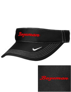 Bozeman Bozeman Embroidered Nike Golf Dri-Fit Swoosh Visor
