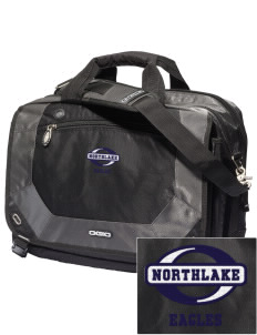Northlake Elementary School Eagles Embroidered OGIO Corporate City Corp Messenger Bag