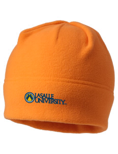 La Salle University Explorers Embroidered Fleece Beanie