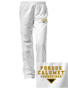 Purdue University Calumet Peregrines Embroidered Women's Tricot Track Pants