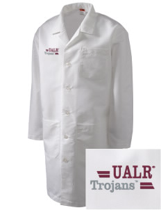 University of Arkansas at Little Rock Trojans Full-Length Lab Coat