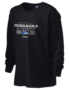 University of Nebraska at Kearney Lopers Kid's 6.1 oz Long Sleeve Ultra Cotton T-Shirt