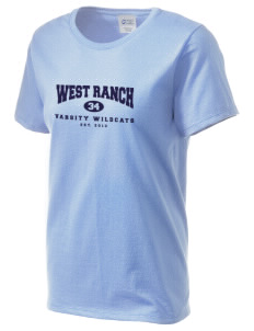 West Ranch High School Wildcats Women's Essential T-Shirt