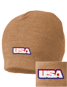 Dover AFB Embroidered Beanie