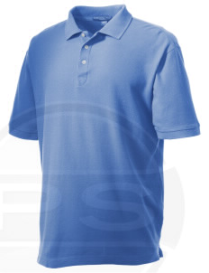 Dover AFB Embroidered Men's Performance Plus Pique Polo