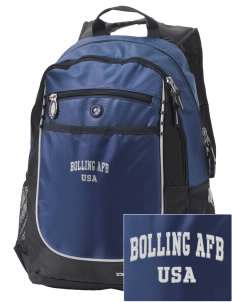 Bolling AFB Embroidered OGIO Carbon Backpack