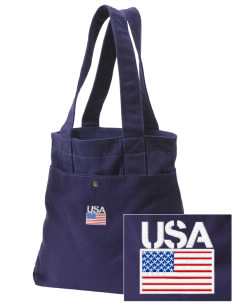 Eglin AFB Embroidered Alternative The Berkeley Tote