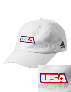 Nellis AFB Embroidered adidas Relaxed Cresting Cap