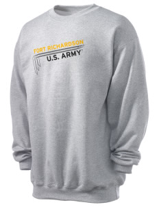 Fort Richardson Men's 7.8 oz Lightweight Crewneck Sweatshirt