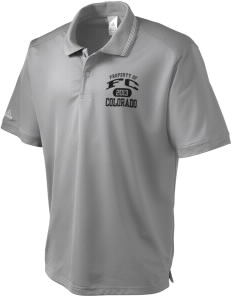 Fort Carson adidas Men's ClimaLite Athletic Polo