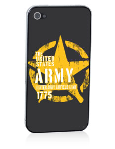 Hunter Army Airfield Apple iPhone 4/4S Skin