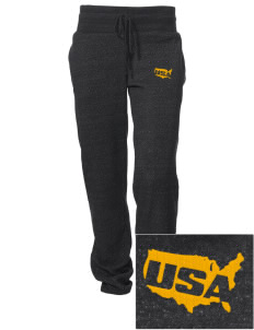 Fort Detrick Embroidered Alternative Women's Unisex 6.4 oz. Costanza Gym Pant