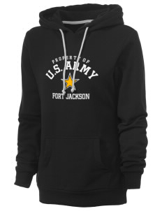 Fort Jackson Women's Core Fleece Hooded Sweatshirt