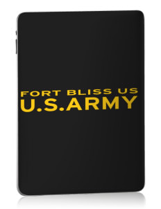 Fort Bliss Apple iPad Skin