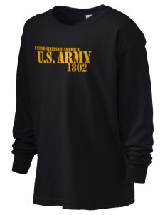 Bluegrass Army Depot Kid's 6.1 oz Long Sleeve Ultra Cotton T-Shirt