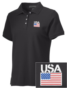 Bluegrass Army Depot Embroidered Women's Performance Plus Pique Polo