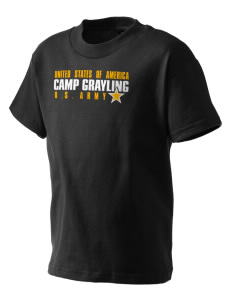 Camp Grayling Kid's T-Shirt