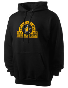 Dugway Proving Grounds Men's 7.8 oz Lightweight Hooded Sweatshirt