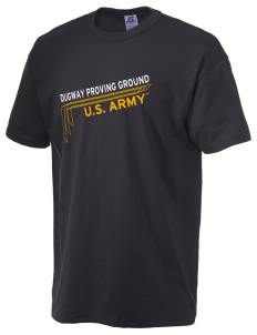 Dugway Proving Grounds  Russell Men's NuBlend T-Shirt
