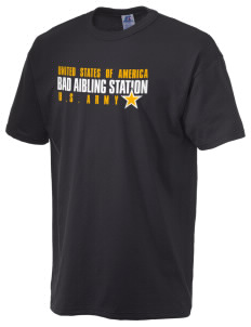 Bad Aibling Station  Russell Men's NuBlend T-Shirt