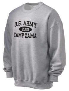 Camp Zama Ultra Blend 50/50 Crewneck Sweatshirt