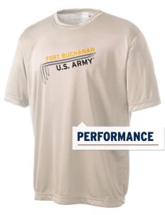 Fort Buchanan Men's Competitor Performance T-Shirt