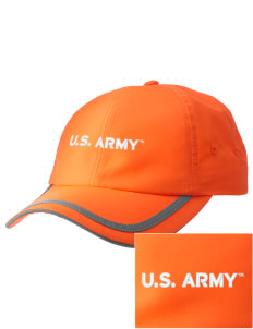 Camp Casey  Embroidered Safety Cap
