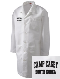 Camp Casey Full-Length Lab Coat