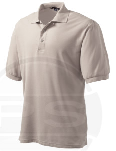 Camp Humphreys Embroidered Men's Silk Touch Polo